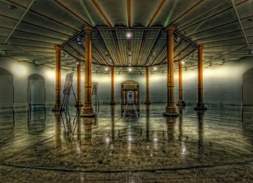 Inner Sanctum from Van Sutherland flickr.com