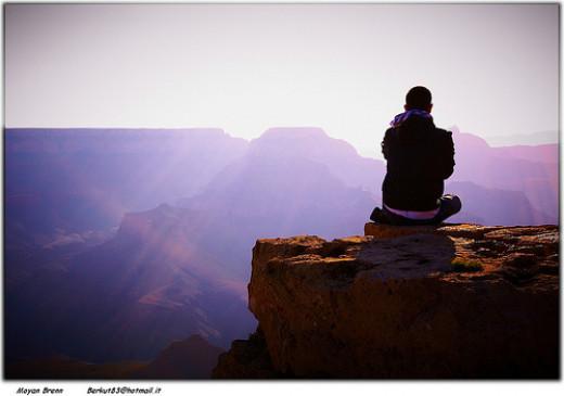 Meditation from Moyan Brenn flickr.com