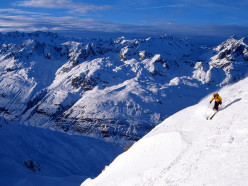 Best Skiing Destination in Switzerland