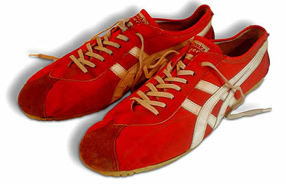 The Onitsuka Tiger Marathon: one of the best shoes in the 1970s