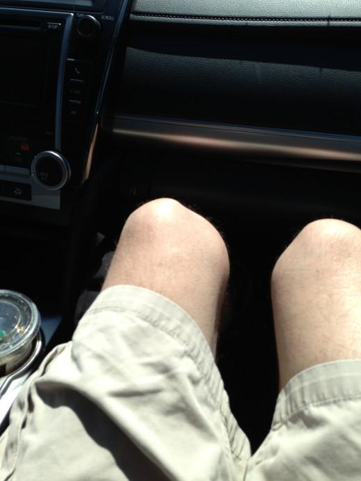 Travelin' Knees