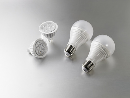 LED light bulbs are available in many styles to fit in existing light fittings, such as recessed ceiling downlights or regular bulb holders.