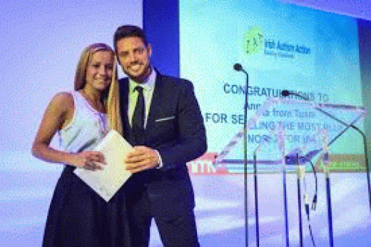 Keith Duffy is a Patron of Irish Autism Action