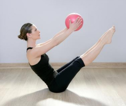 Pilates products offers a variety of ways to increase your flexibility and posture.