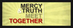 Mercy and Truth at the Cross (Poem)