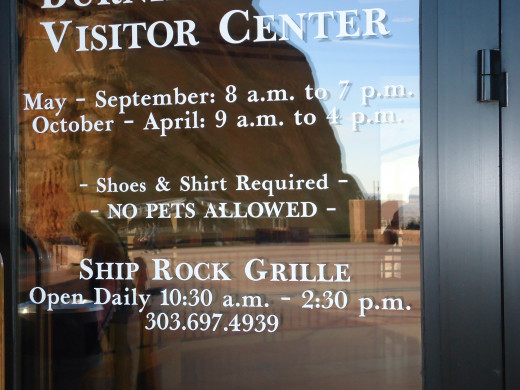 Visitor Hours and Information for Red Rocks Amphitheatre