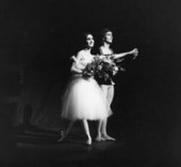 Nicholas Johnson & Margaret Barbieri in Giselle