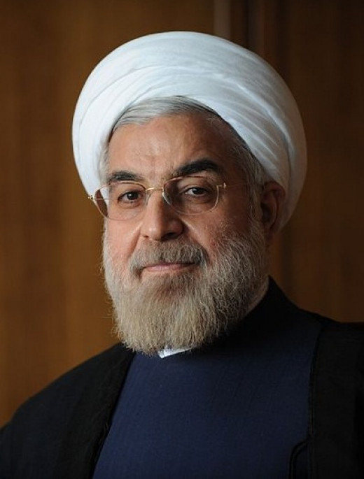 Iranian leader Hassan Rouhani