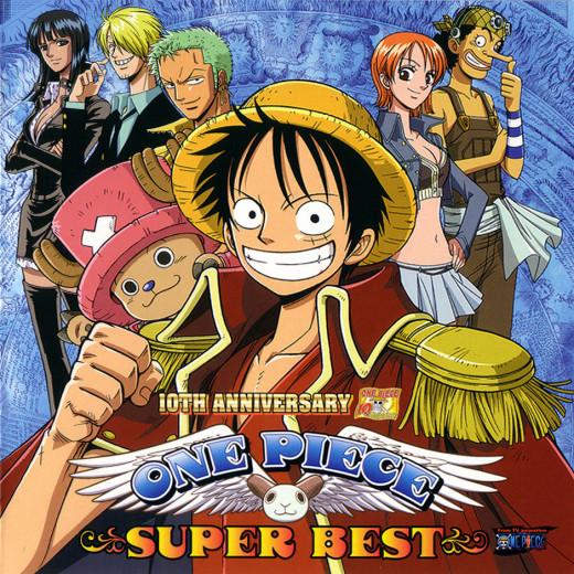 One Piece - Super Best OST