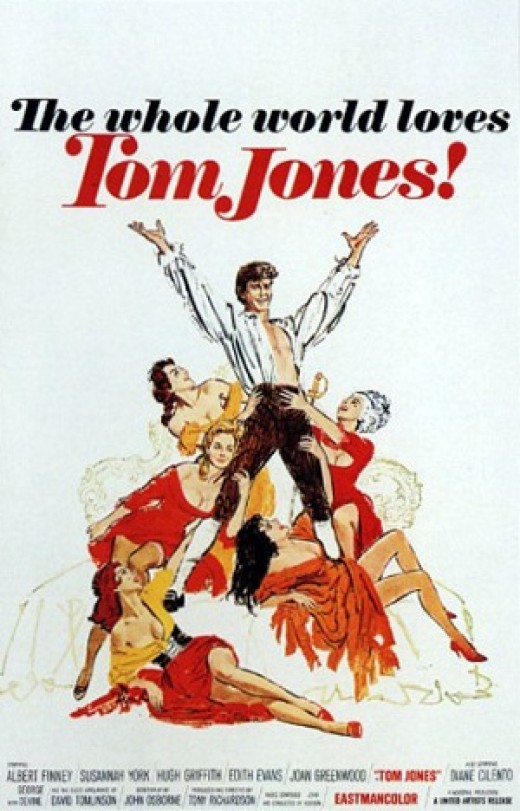 Poster for Tom Jones