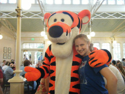 Disney Characters Meet and Greets: Walt Disney World