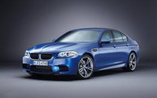 The BMW M5 (F10)