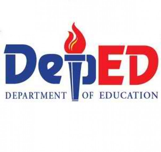 The Department of Education (DepEd) is the Philippine government agency iresponsible for the Philippine primary and secondary school systems.