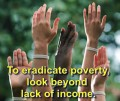 Exploring Global Poverty Using the Multidimensional Poverty Index