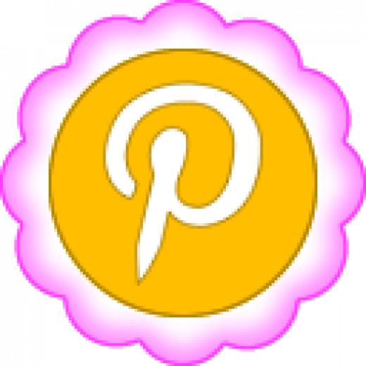 Free Daisy Pinterest Icon