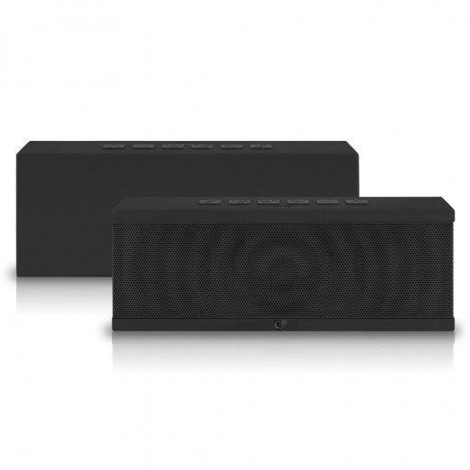 NORIA SoundBlock Wireless Speaker( in built Bluetooth, Portable)