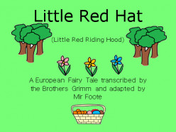 English Lessons through Stories and Songs: Little Red Riding Hood