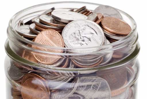 Put your change into a certificate of deposit