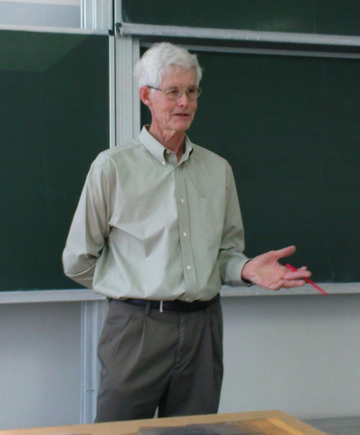 Stephen Cook, who first introduced the problem P=NP?, is now a professor at University of Toronto.