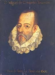 Cervantes had a rough life, including 5 years as a galley slave in Algiers.