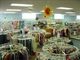 kids consignment shop