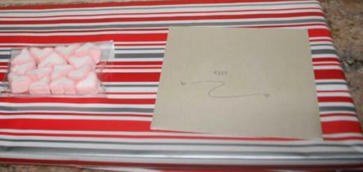 Reeva Steenkamp's Valentines gift for Oscar