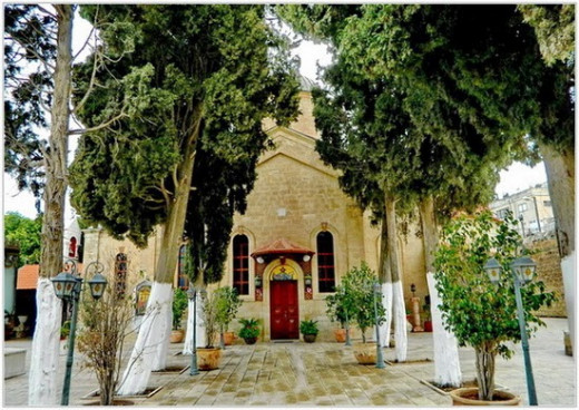 St. George Orthodox Wedding Church, Cana