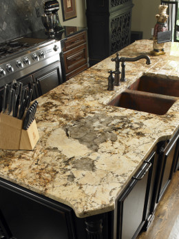Granite or Marble Countertops