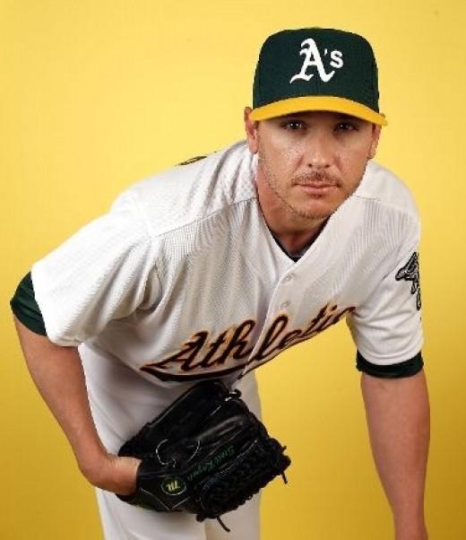 Scott Kazmir, SP, Oakland A's