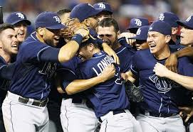 The Rays could be looking at a lot of October celebrations in 2014.