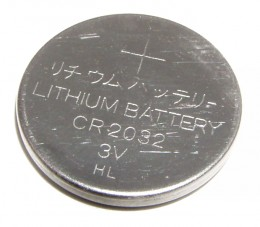 Lithium battery from article called The Future for Lithium is Now.
