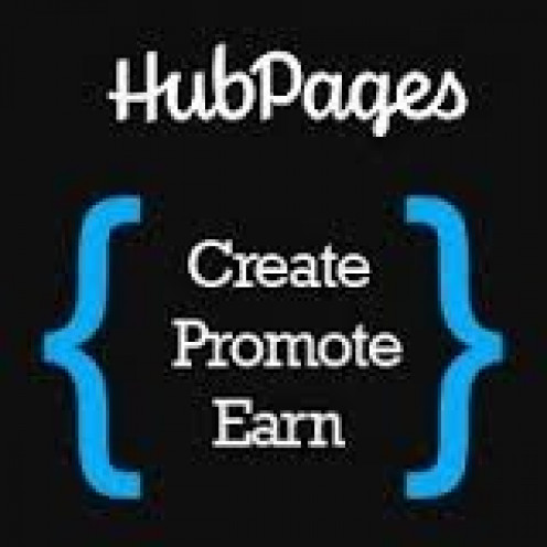 Create quality hubs, promote them via social media and earn extra income.