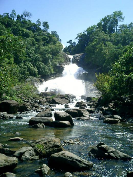Bopath Falls