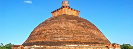 """Jethawanaramaya Temple"""