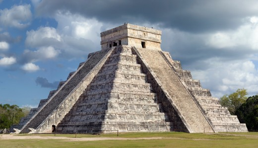 Chichen Itza was one of the largest Maya cities and was a major focal point in the northern Maya lowlands from the Late Classic through to the Early Postclassic period and that demonstrated a variety of Maya and non-Maya architectural styles.