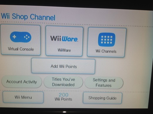 I don't see a download demo anywhere on the wii shop download screen anywhere.