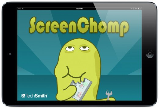 ScreenChomp screenshot by Jonathan Wylie