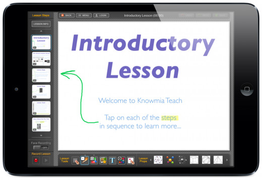 Teach screenshot by Jonathan Wylie