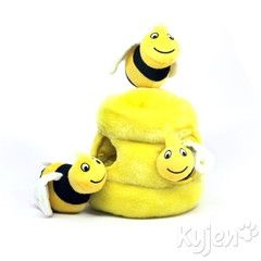 Kyjen Hide a Bee Soft Dog Puzzle