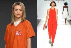 Spring Fashion 2014:  Wear Orange Like Your Favorite Characters