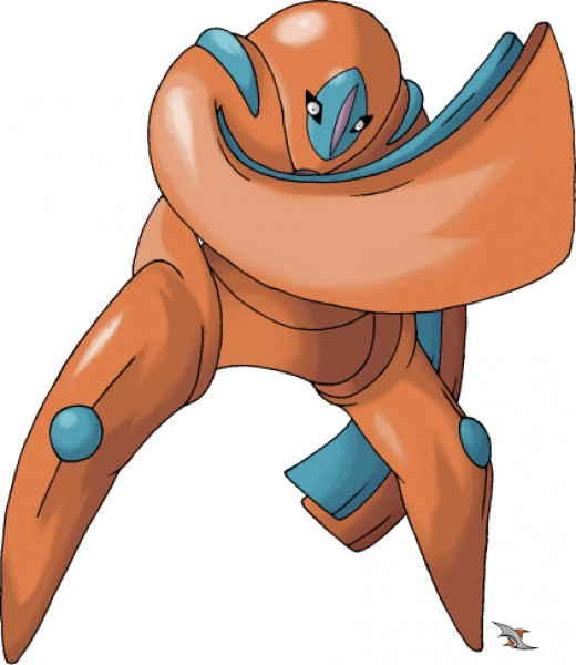 Deoxys-Defense Forme
