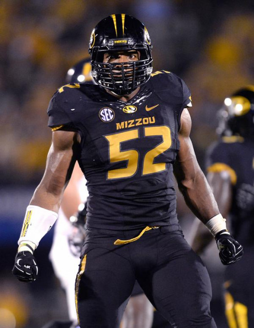 Michael Sam will be the first openly gay active NFL player to play in the NFL... and he'll be playing in Seattle.