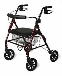 Selecting and Using Walkers for Mobility and Safety