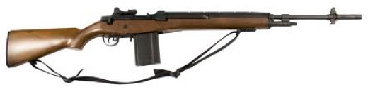 The M14 Rifle - a reliable, powerful, accurate rifle