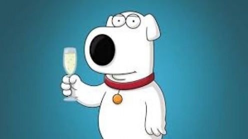 Brian, the dog from Family Guy was thought to be dead which outraged many viewers. Brian is one of the main characters of Seth McFarland's cartoon.