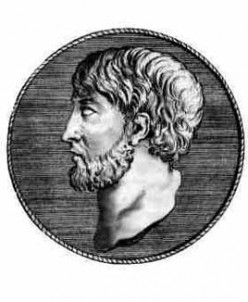 Greek Philosopher: Anaximenes