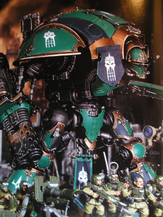 Imperial Knights Freeblade