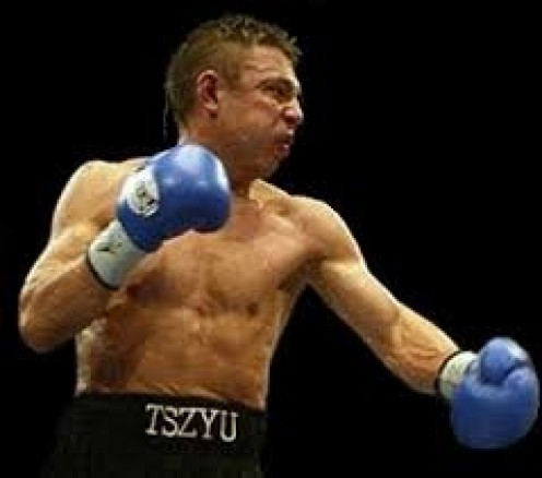Kostya Tszyu appeared on the network once and won in dominant fashion against Hector Lopez. Tszyu was an offensive power house and former unified junior welterweight world champion.
