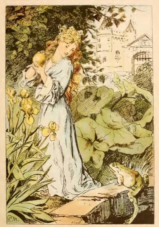 Illustration by Paul Meyerheim (1842-1915)
