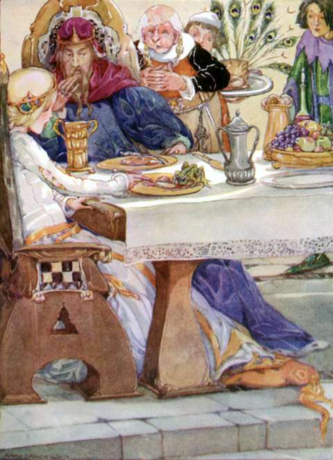 Illustration by Anne Anderson (1876-193?)